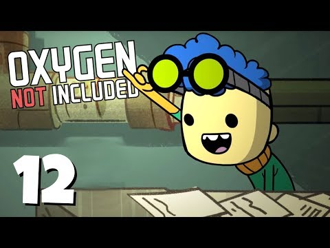 Natural Gas Generators! - Ep. 12 - ONI Oil Update! - Let's Play Oxygen Not Included Gameplay