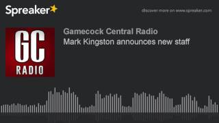 Video Mark Kingston announces new staff download MP3, 3GP, MP4, WEBM, AVI, FLV Januari 2018