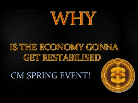 SWTOR - Why is the CM Spring event Good for the Economy?