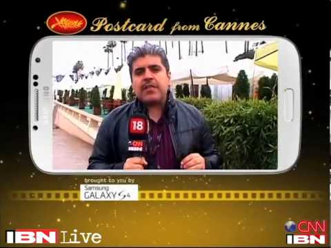 Rajeev Masand on Cannes jewels heist