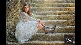 ANDREI COCIERU. Невеста в стиле BOHO. Cвадебное платье по моде. NOVAYA YA