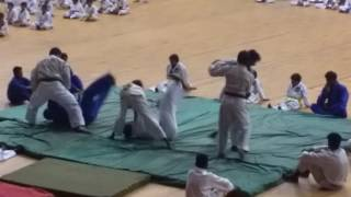 Buddha Judo Team Demo@Japan-India Sports Festival