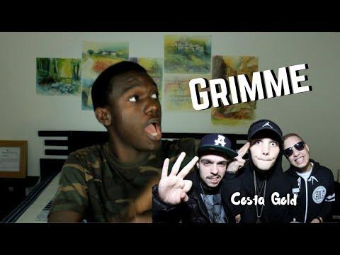 "Gringo reagindo ao Costa Gold - ""Grimme"" (Prod. Loto E BillyBilly)"