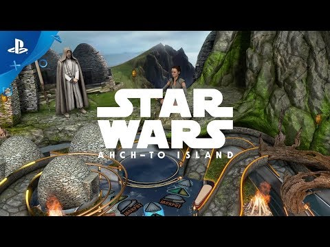 Pinball FX3 – Star Wars Pinball: The Last Jedi – Launch Date Trailer | PS4