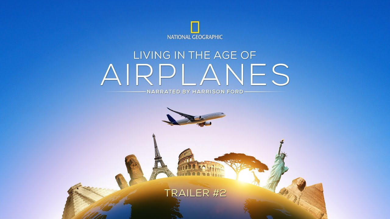 Harrison Ford, late James Horner lend talents to 'Age of Airplanes