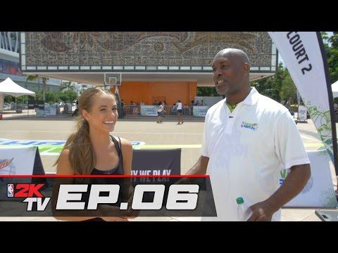 Miami Heat's Udonis Haslem & Gary Payton - NBA 2KTV S3. Ep. 6