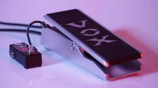 VOX® V860 - Pedal Volume Handwired.