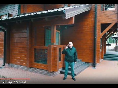 КОМПАНИЯ ХОМА Деревянные дома из клееного бруса