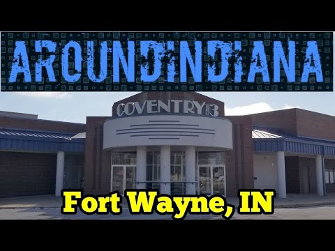 Checking Out A Filthy Condemned Movie Theater - Fort Wayne, Indiana