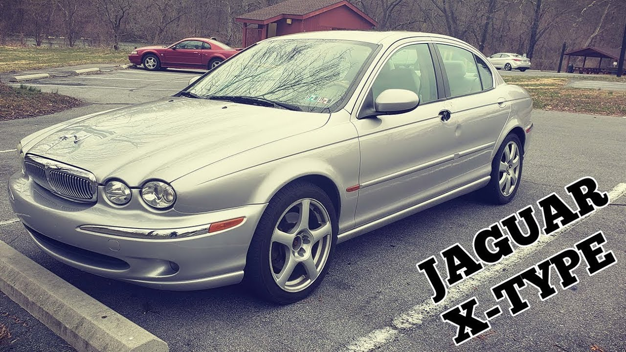 2005 Jaguar X Type Awd Regular Car Reviews