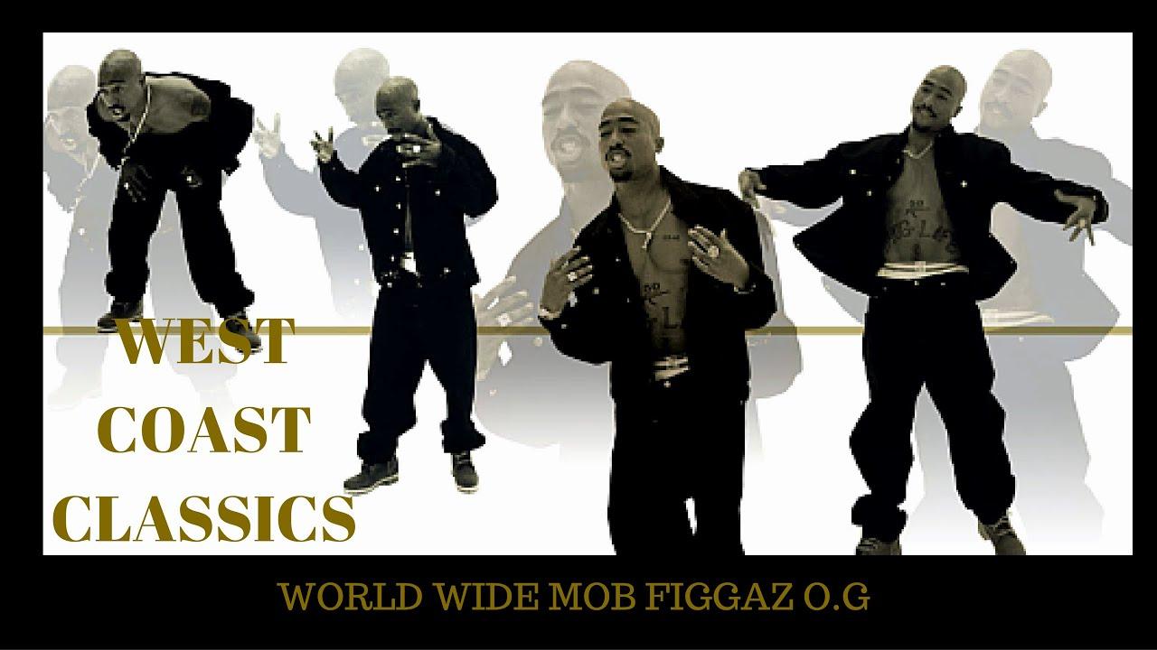 Tupac- World Wide Mob Figgaz O.G - YouTube