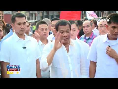 Pangulong Duterte, napanatili ang mataas na tiwala ng mga Pilipino