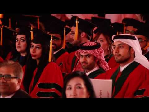 WCM-Q Graduation Ceremony 2017