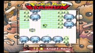 Level 100 Pokemon vor Rocko Glitch - Rot und Blau Bisaflor, Nidoking