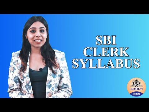 SBI CLERK SYLLABUS 2019 | बैंक क्लर्क का पाठ्यक्रम 2019