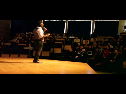Leaving our mark through faith, focus, and action | Henry Agassi | TEDxPearsonCollegeUWC