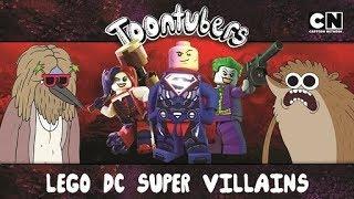¿NOS HEMOS CONVERTIDO EN VILLANOS CROSSFITEROS? - LEGO DC Super Villains | Toontubers | CN