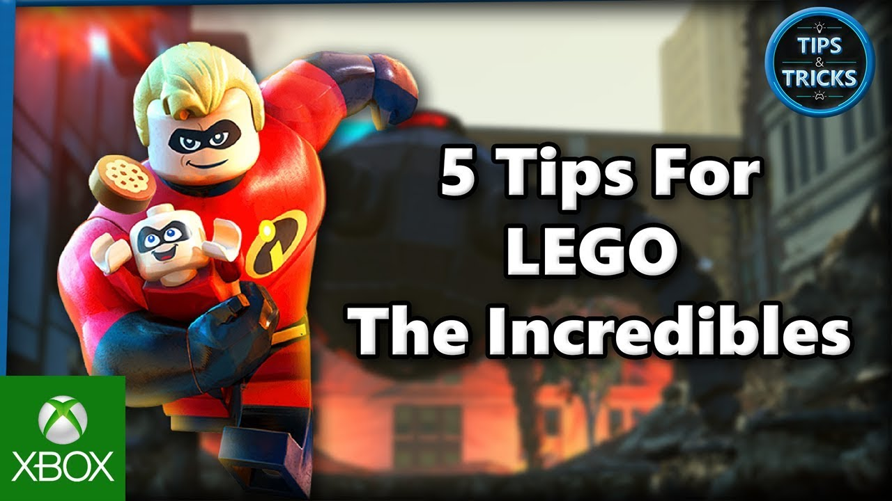 Tips And Tricks 5 Tips For Lego The Incredibles Youtube