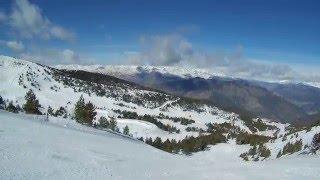 Visitamos la Estación de Esquí de Portaine Ski Pallars (Pirineo de Lleida)