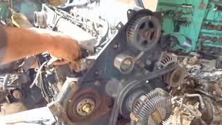 Ford Ranger Remplacement de la pompe diesel  - فورد رينجر استبدال مضخة الديزل