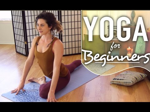 Yoga For Runners - Cool Down & Warm Up Flow For Hamstrings & Hips