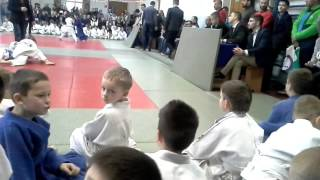 Влад Смирнов 7 лет,г.Ковров, Дзю До