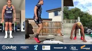Wednesday Isolation Fitness Challenge - Week 4