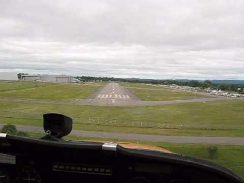 YRO / CYRO - Ottawa Rockliffe Airfield - Cessna 172N