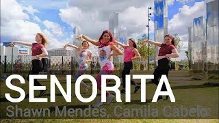 SENORITA by Shawn Mendes,Camila Cabello | SALSATION Choreography