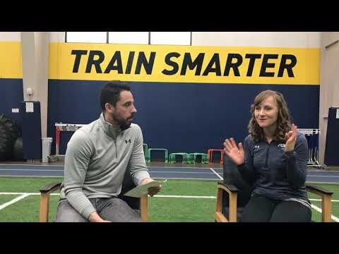 At-Home Advice with Sanford Sports Registered Dietitian