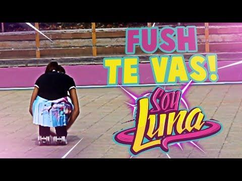 Fush, ¡Te Vas! (Soy Luna) - Dance With Skates