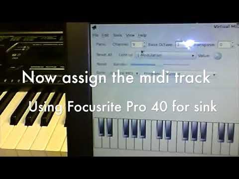 Music Logic Pro / Focusrite 40 Pro / Linux Keys (Real Beats Wizard) Mikle Deshazer,  Mais Kizomba