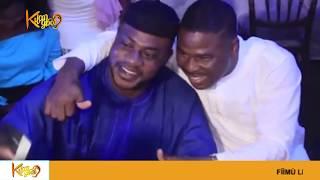 Tons Of Stars Show Up For Yinka Ayefele And His Triplets Odunlade Fathia Jelili Eniola Ajao