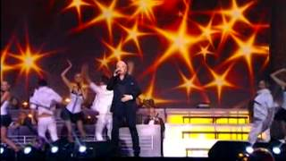 Юбилейный концерт Азизы в ГКЦЗ РОССИЯ 10.04.2014