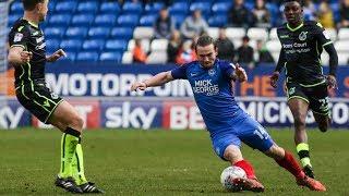 HIGHLIGHTS | The Posh vs Bristol Rovers