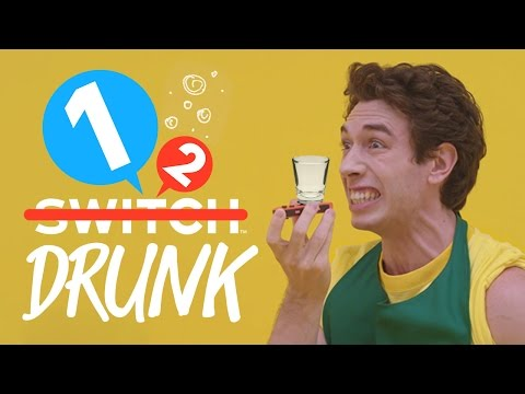 1-2-DRUNK - Drunk Nintendo Switch Gameplay