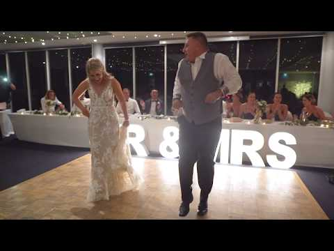 Surprise Dad Daughter Wedding Dance - Australia 2018 (Amazing!)