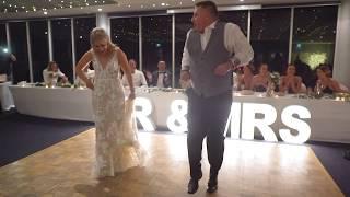 Surprise Dad Daughter Wedding Dance  Australia 2018 (Amazing!)