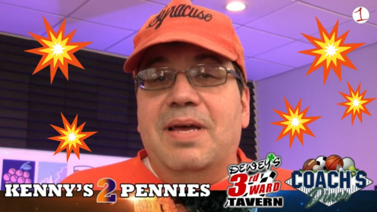On Syracuse Hoops & Romulus Coach Resignation .::. Kenny's 2 Pennies 1/22/19