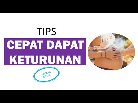 Tips Cara Cepat Dapat Keturunan from YouTube · Duration:  11 minutes 20 seconds