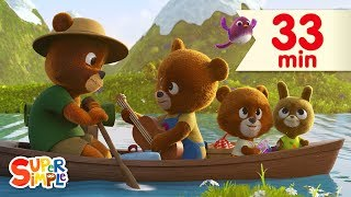 I Love The Mountains | + More Kids Songs | Super Simple Songs