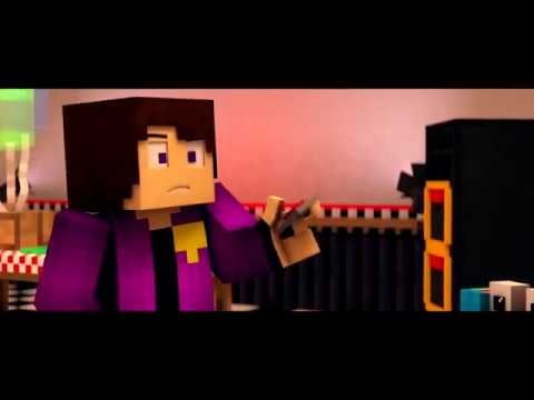 Break The Cycle - A FNaF Minecraft 3A Display AMV (Song By TryHardNinja)