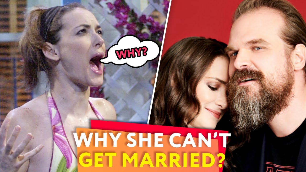 The Real Reason Why Winona Ryder Might Never Get Married |? OSSA