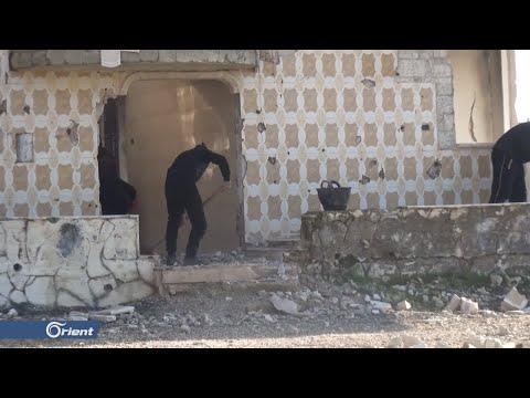مقتل امرأة وطفلة نتيجة قصف ميليشا أسد لمدينة مورك شمال حماة – سوريا  - 13:53-2019 / 1 / 19
