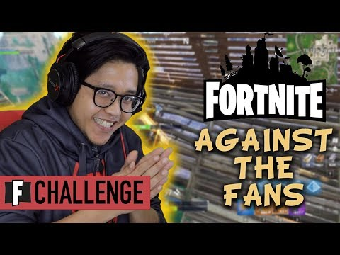 1 Vs 1 With The Best Fortnite Player in Singapore