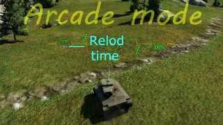 Gun sight of tank v.2 - wot mod #34 HD