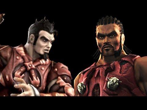 The Full Story of Kai And Jarek - Before You Play Mortal Kombat 11