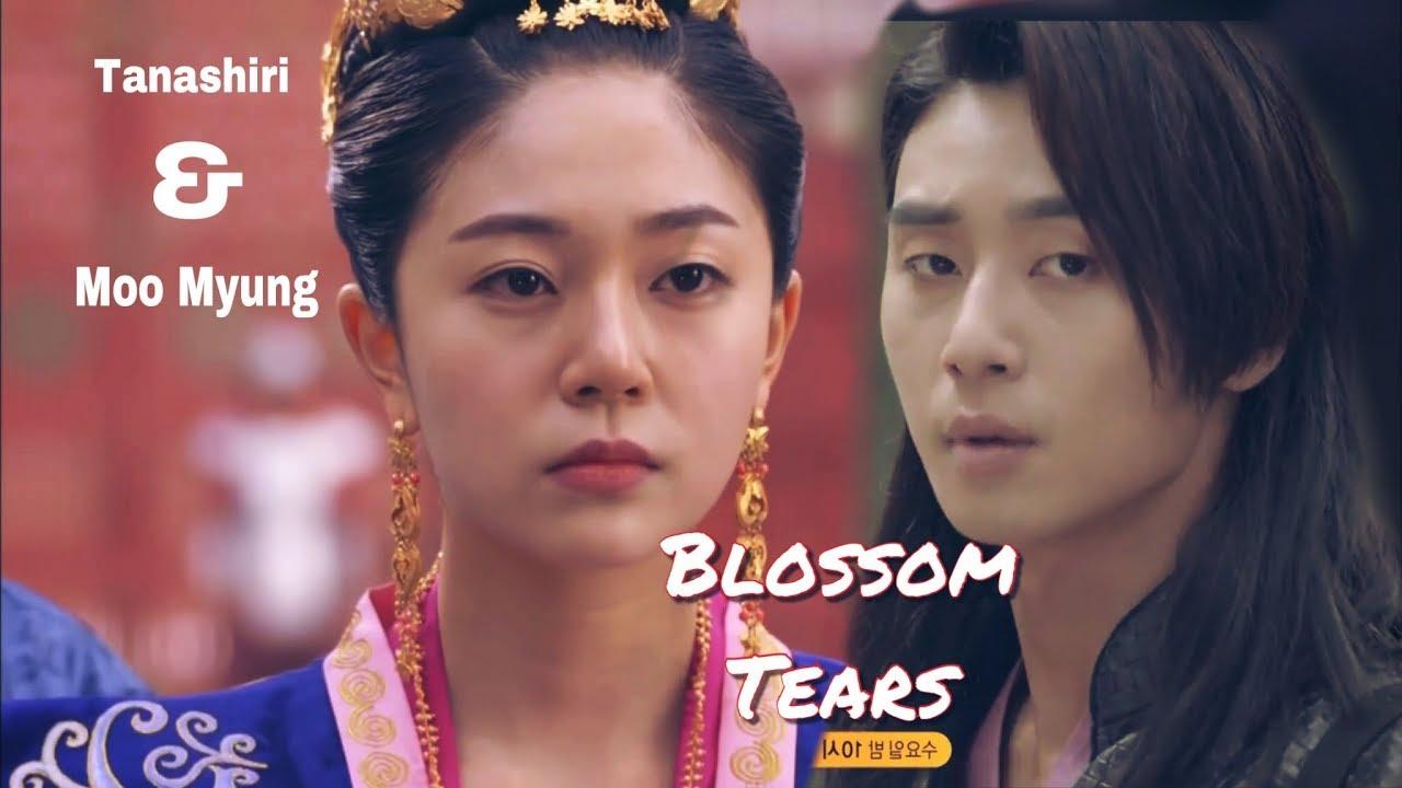Tanashiri Moo Myung Blossom Tears Baek Jin Hee 백진희 Park Seo