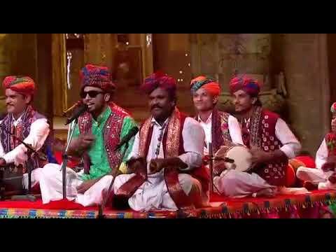 Jagirdar Rv in India's got talent semi final performance