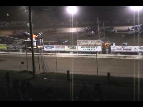 MLRA Adrian Speedway Highlights Video Cheese Works